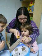 Мастер-класс, Игровая мастерская в детском Центре естественного развития и здоровья ребенка